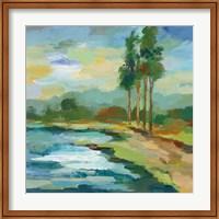 Early Spring Landscape II Fine Art Print