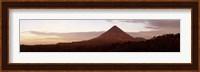 Arenal Volcano National Park, Costa Rica (Gray Sky) Fine Art Print
