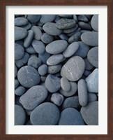 Beach Rocks on Rialto Beach, Olympic National Park, WA Fine Art Print