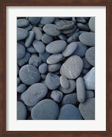 Beach Rocks on Rialto Beach, Olympic National Park, WA Fine Art Print