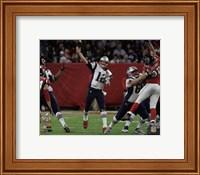 Tom Brady Super Bowl LI Fine Art Print