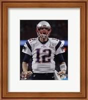 Tom Brady Super Bowl LI 2017 Fine Art Print