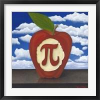 Apple Pi Fine Art Print