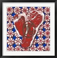 Minced Meat Pi (Mints Meat Pi) Fine Art Print