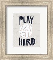 Volleyball Fine Art Print