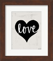 Love Heart Fine Art Print