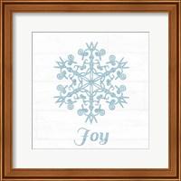 Snowflake III Fine Art Print