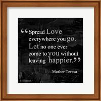 Spread Love Fine Art Print