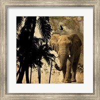 Mighty Elephant 2 Fine Art Print