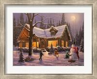 Family Tradition Fine Art Print