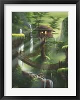 Lofty Perch Sequel Fine Art Print