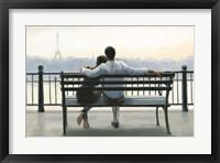 Parisian Afternoon Fine Art Print