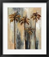 Palm Trees II Fine Art Print