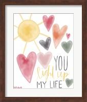 You Light Up My Life Fine Art Print