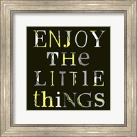 Little Things Fine Art Print