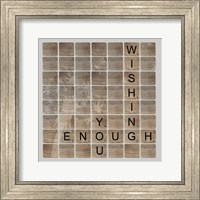 Wish Enough Fine Art Print
