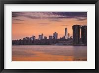 Manhattan Henge Fine Art Print