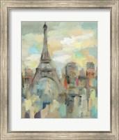 Paris Impression Fine Art Print