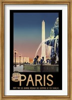 Paris Wall Poster