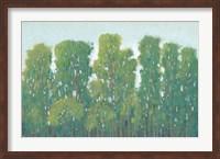 Forest Green I Fine Art Print