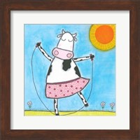 Super Animal - Cow Fine Art Print