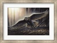 Out of the Dark Fine Art Print