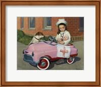 1949 Murray Comet Fine Art Print