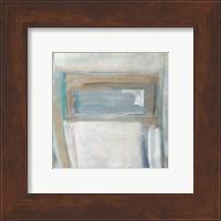 Grey Squares I Fine Art Print