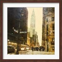 New York Streets Fine Art Print