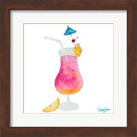 Tiki Bar Tonics IV Fine Art Print