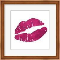 Romantic Pink Icon Fine Art Print