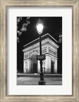 Arch 1 BW Fine Art Print
