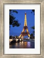 Eiffel Tower 3 Fine Art Print