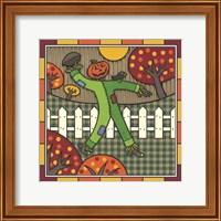 Stitch Football 2 Fine Art Print