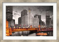 Chicago River Fine Art Print