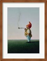 Joint-Zwerg Fine Art Print