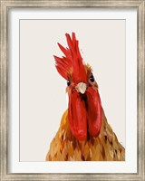 Chicken or The Egg? Fine Art Print