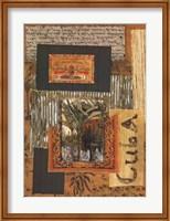 Memories of Cuba II Fine Art Print
