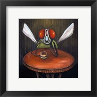 Bar Fly Fine Art Print
