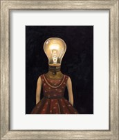 Light Headed 1 Fine Art Print