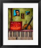 Music Box Fine Art Print