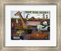 Soap Box Derby Fine Art Print