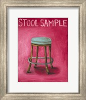 Stool Sample Fine Art Print