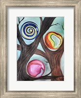 Marble Forest 2 Fine Art Print