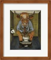 Bull Shitter Fine Art Print