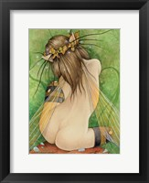 Cheeky Fine Art Print