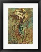 The Keeper Of Secrets Fine Art Print