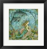 Little Mermaid Fine Art Print