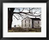 Spring Morning House Fine Art Print