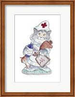 The Nurse Fine Art Print